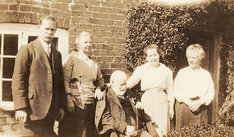 Kimber family - another group photograph
