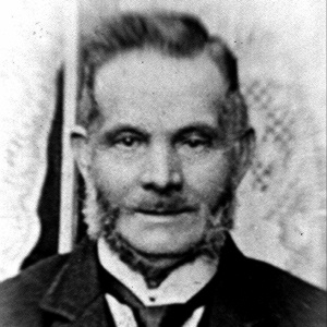William Stroud, 1840-1912, Pamber Parish Council chairman